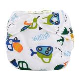 Newborn Baby Diaper Waterproof Adjustable Cloth Diapers