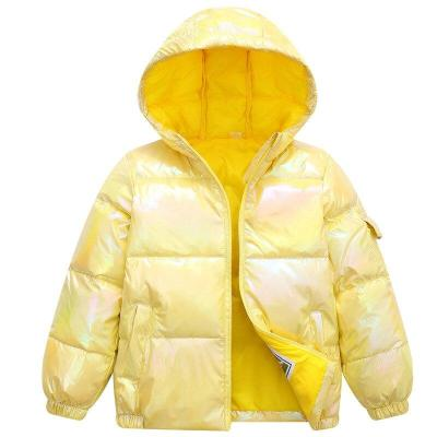 Fashion Boys Coats Winter Jacket Kids Down Cotton Coat Waterproof Snowsuit