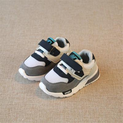 Children Sport Shoes Breathable Kids Boys Anti-Slippery Sneakers