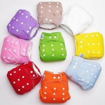 1PC Adjustable Reusable Baby Kids Boy Girl Washable Cloth Comfortable Diaper Nappies