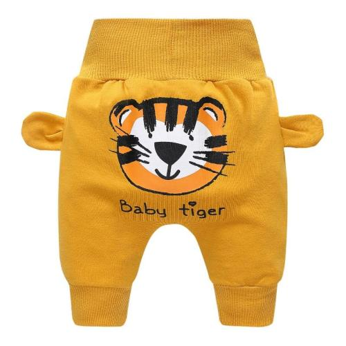 Newborn Infant Baby Harem Pants Boys Cartoon Long Harem Pants