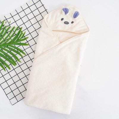 Newborn Baby Bath Towel Baby Hooded NewbornTowel