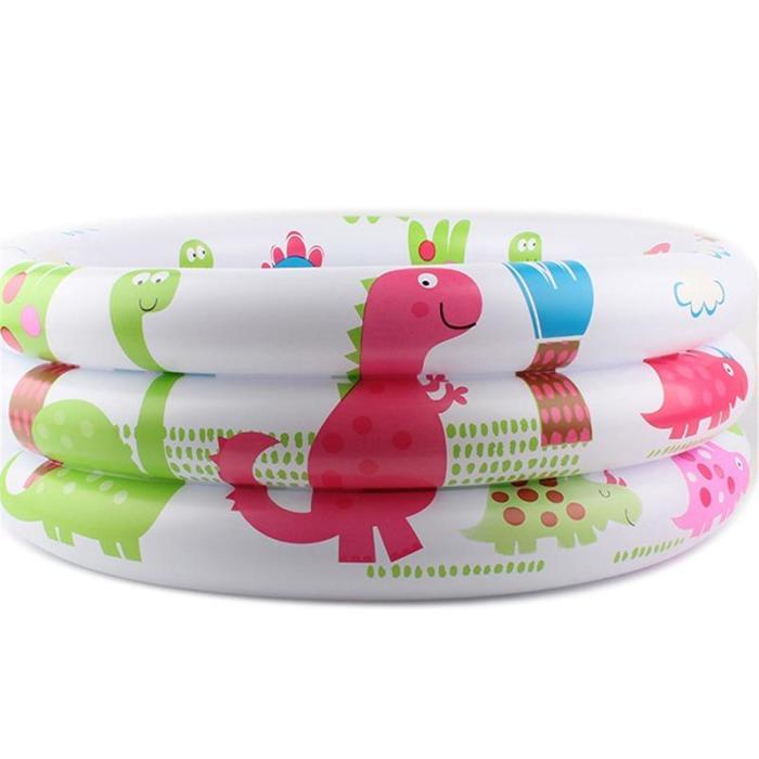 Portable Baby Swimming Pool Inflatable Children Basin Bathtub