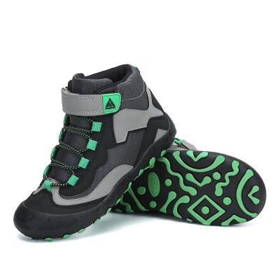 Kids Shoes Outdoor Boys Sneakers Boots Flat Shoes Children Ankle Boots
