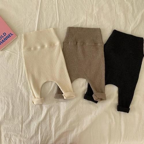 Baby Pants High Waist Autumn Infant Boy Trousers Newborn Baby Legging