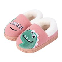 Toddler Girls Kids Slippers Winter Warm Cute Animal Baby Slippers Home Shoes