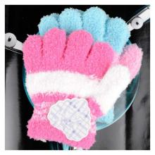 Toddler Kids Winter Gloves Fleece Soft Full Gloves Finger Warm Winter Accessories