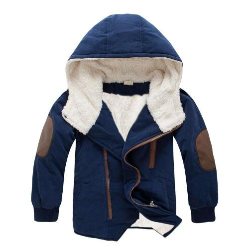 Winter Children Snow Wear Jackets Boys High Quality Cotton Thick Outerwear