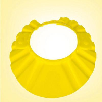 Bath Wash Hair Cap Ear Protection Shower Cap Baby Bath Thickened Protective Cap
