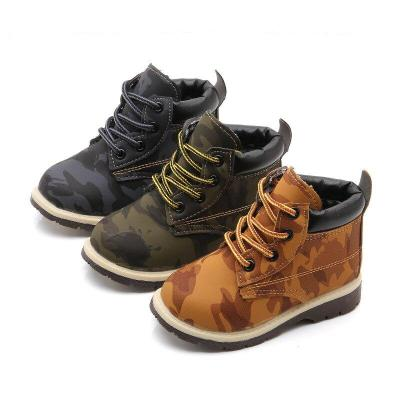 Kids Shoes for Boys Children Martin Army Boots Sneaker Boys Boots