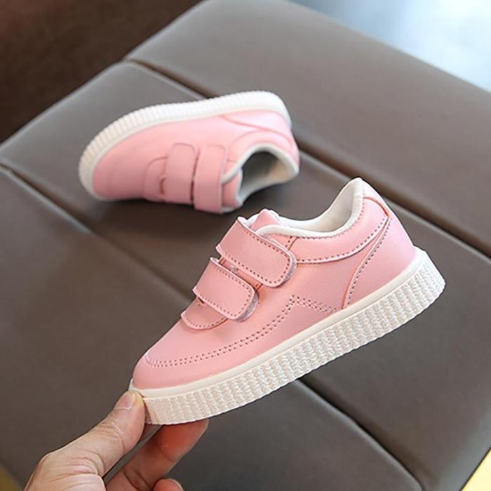 Kids Sneakers Boys Shoes Trainers Children Leather Shoes Casual Shoe Flexible