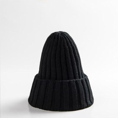 Knitted Kids Beanie Cap Infant Baby Warm Hat