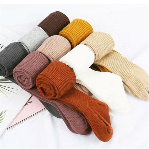 Toddler Kids Girls Warm Cotton Tights Stockings Pantyhose