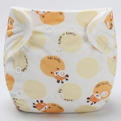 Baby Cloth Diaper Reusable Nappy Baby Newborn Diapers Nappies Pocket Washable Diaper