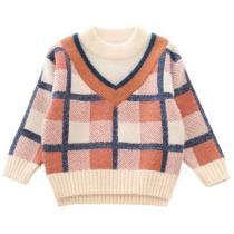 Children Girl Socket Sweater Baby Thickening Underwear Kids Clothes