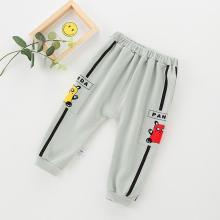 Fashion Boy Clothing Baby Cargo Pants Newborn Cool Harem Trousers