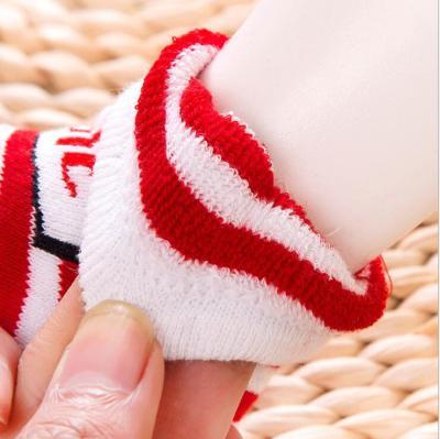 Cotton Baby Kids Socks Children Terry Snowflake Elk Santa Claus Christmas Bear Gift Stuff