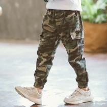 Boys Camouflage Pants Amy Trousers Casual Kids Boy Pants