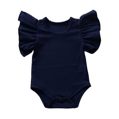 Newborn Set Body Suit Baby Girl Cotton Short Sleeve Bodysuit