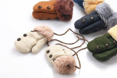 Gloves And Mittens For Baby Keep Warm Winter Baby Glove