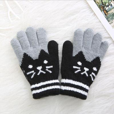 Kids Winter Warm Thick Gloves Baby Toddler Magic Mittens