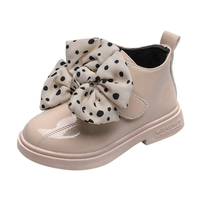 Children Ankle Boots Anti-slip Baby Girls Sport Short Bootie Casual Shoes