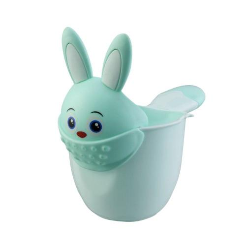 Baby Cartoon Shower Cup Newborn Child Shower Shampoo Cup