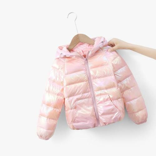 Children Cotton-padded Jacket Boys Winter Warm Coat