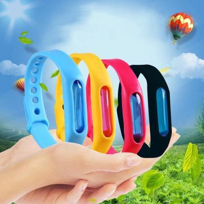 Environmental Protection Silicone Wristband Anti-mosquito Bracelet