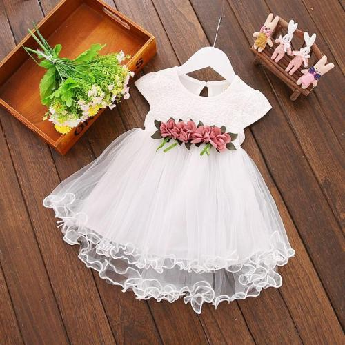 Baby Girls Princess Dresses Infant Dress Toddler Girl Clothes Newborn Dresses