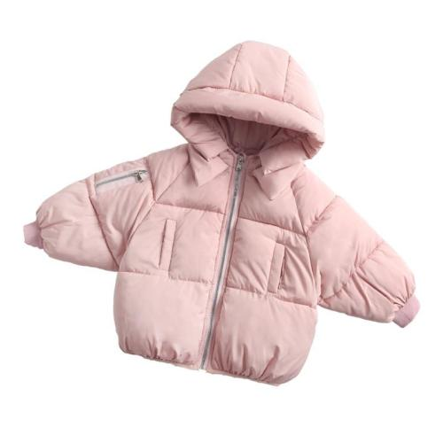 Children's Cotton Winter Down Coat Children's Boy Cotton-Padded Jacket