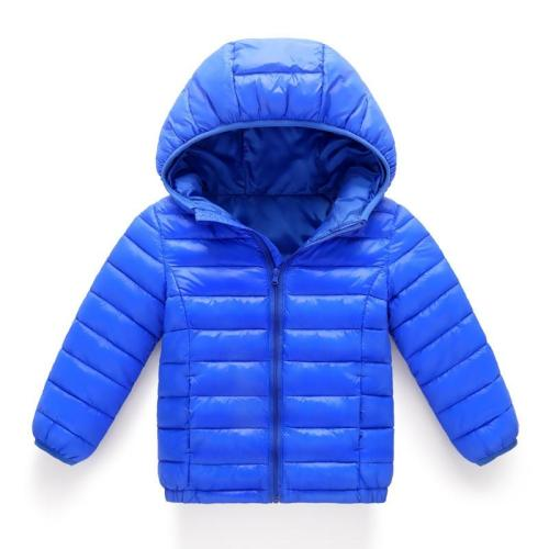 Children Coat Kids Jacket Boys Outerwear Lightweight down cotton Clothing