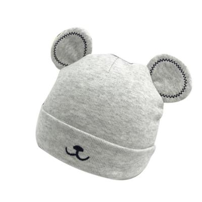 Baby Toddler Girls Boy Warm Hat Winter Beanie Hat Cute Ears Plush Cap
