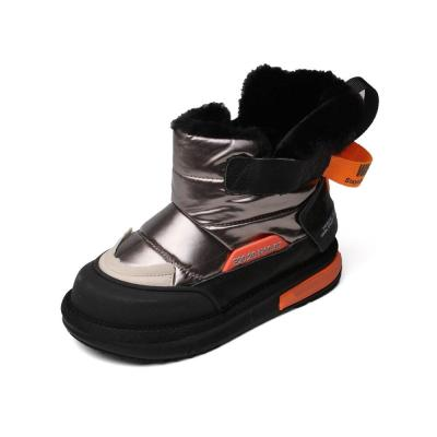 Winter Kids Shoes Casual Short Children Ankle Boots for Boys