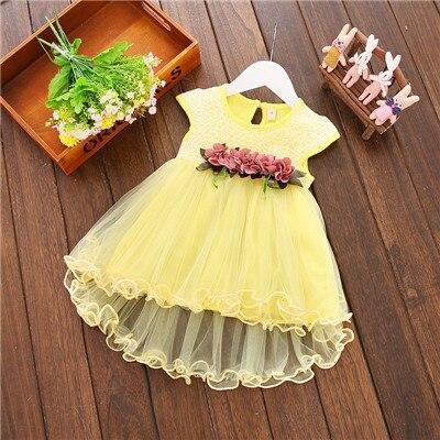 Baby Girls Princess Dresses Infant Dress Toddler Girl Clothes Newborn Dresses