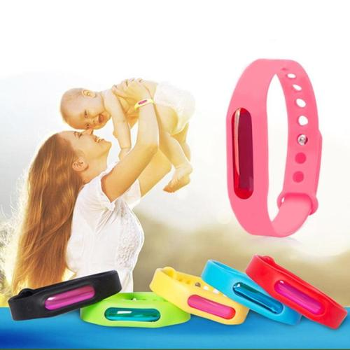 Environmental Protection Silicone Wristband Anti-mosquito Bracelet