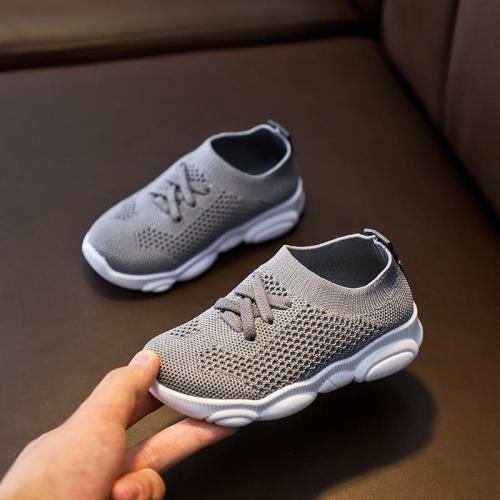 Kids Shoes Anti-slip Soft Rubber Bottom Baby Sneaker Casual Flat Sneakers Shoes