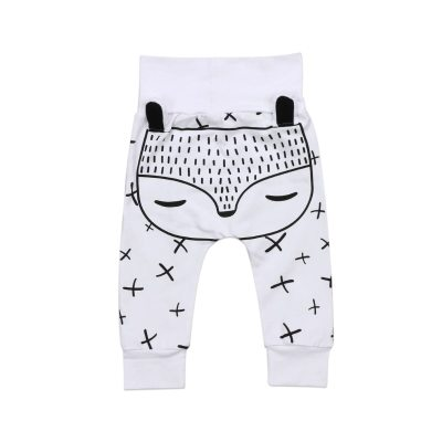 Long Harem Pants Trousers Leggings Bottom For Baby Boys
