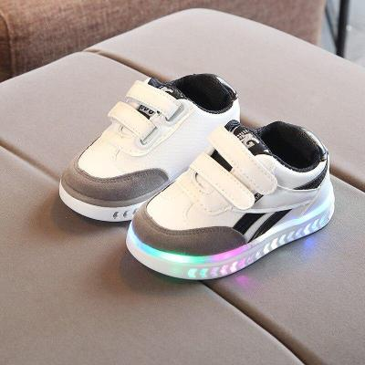 Kids Shoes Luminous Sneakers Toddler Shoes Led Sneakers for Boys