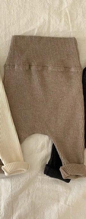 Baby Pants High Waist Autumn Infant Boy Trousers Newborn Baby Legging