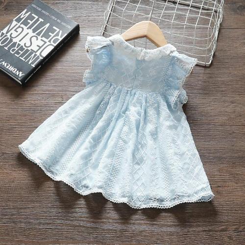 Baby Girl Dress Party Birthday Tutu Dress Baptism Dresses