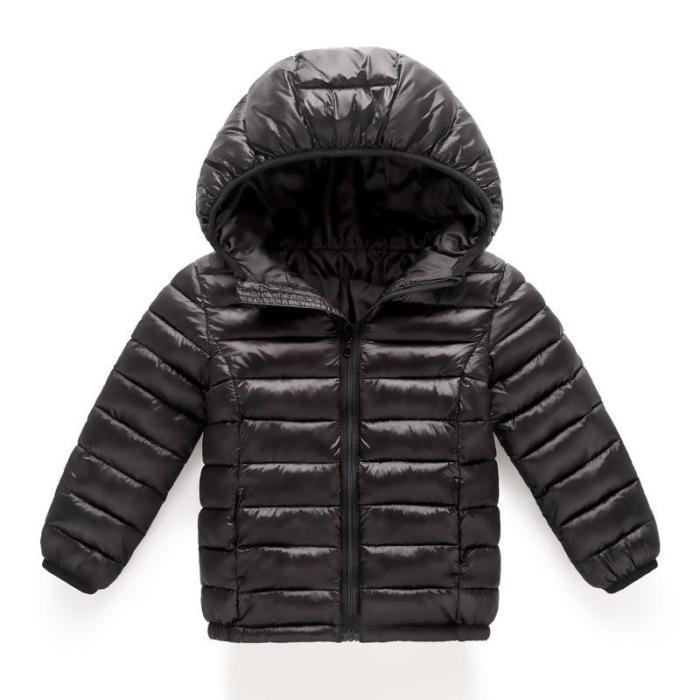 Children Coat Kids Jacket Boys Outerwear Lightweight down cotton Clothing
