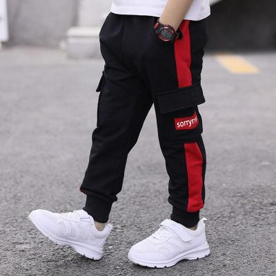 Boy Sports Pants Teenage Toddler Casual Trousers