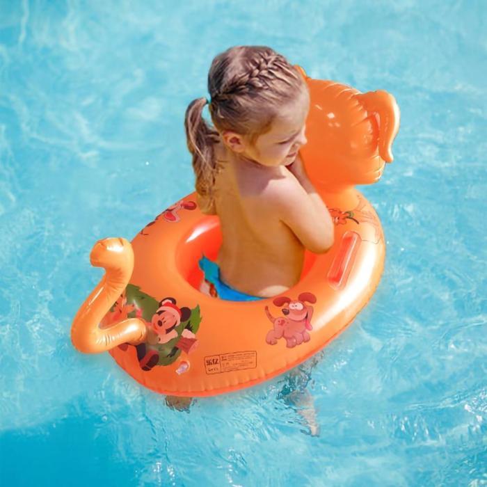 Baby Float Swimming Pool Bebes Swim Ring Newborn Bathroom Floaty Accessories