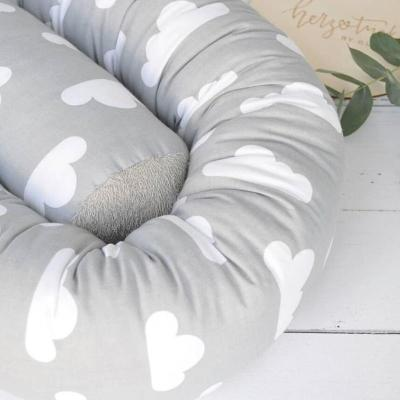 Baby Bumper Pillow Cushion Bumper For Infant Baby Safety Crash Barrier Bed