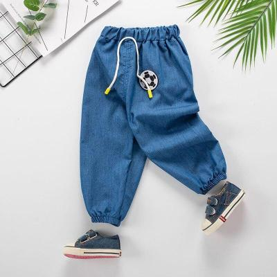 Casual Baby Boy Clothes Toddler Kids Pants Pantalones Harem Demin Trousers