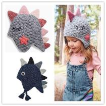 Knitted Hat for Kids Children Crochet Baby Hat