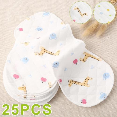 25pcs Reusable Baby Diapers Nappy Washable Cloth Diaper