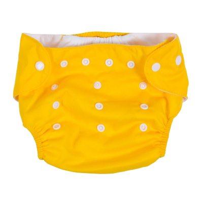1PC Adjustable Reusable Baby Kids Boy Girl Washable Cloth Comfortable Diaper Nappies