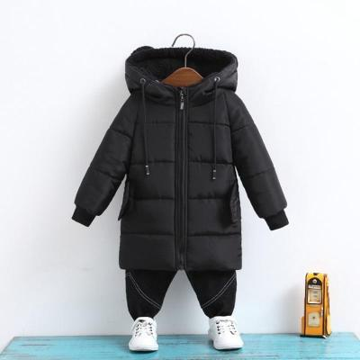 Jackets Kids Boys Coat Children Winter Outerwear Winter Parkas